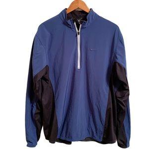 NIKE Sphere Performance Half Zip Jacket Size Large